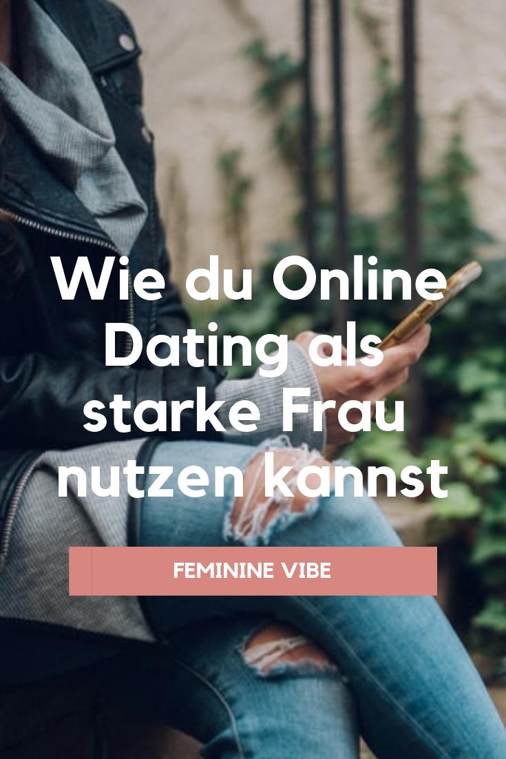 Online-Dating zu schüchtern