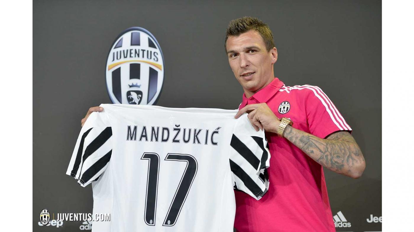 Mario Mandžukić MandžukićDay 17 Juve