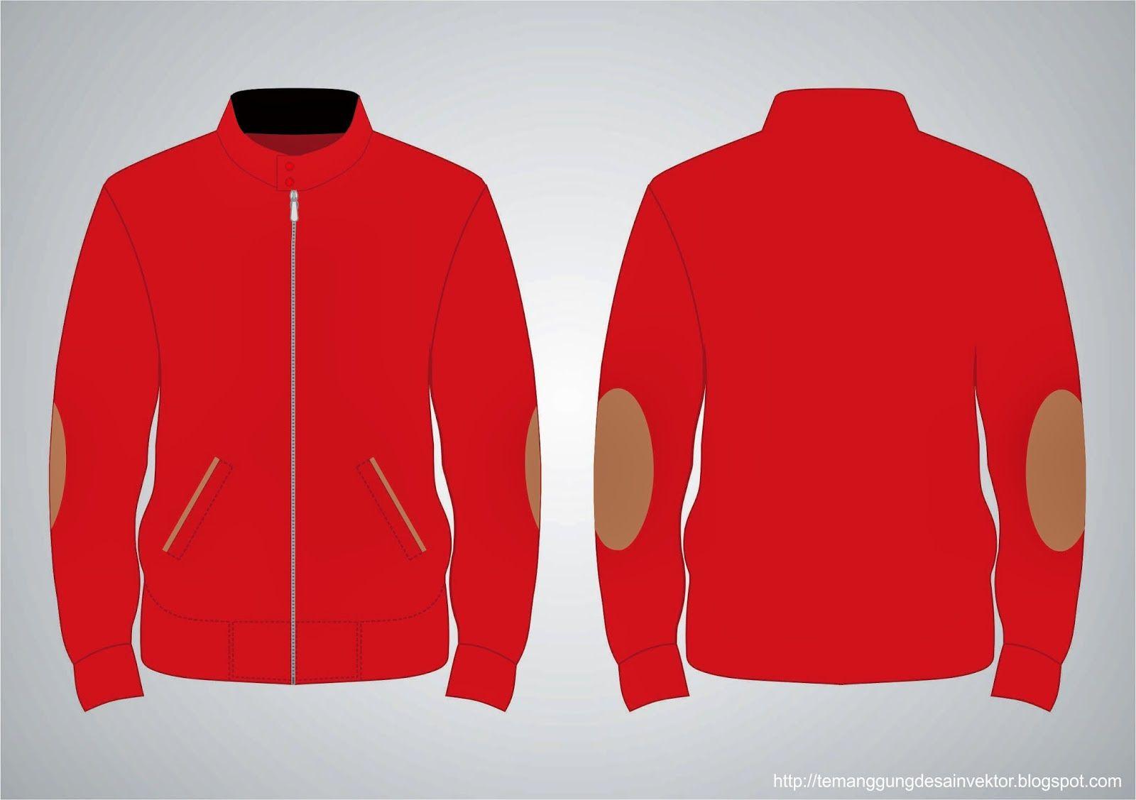 80 Desain Jaket Sport HD Terbaik