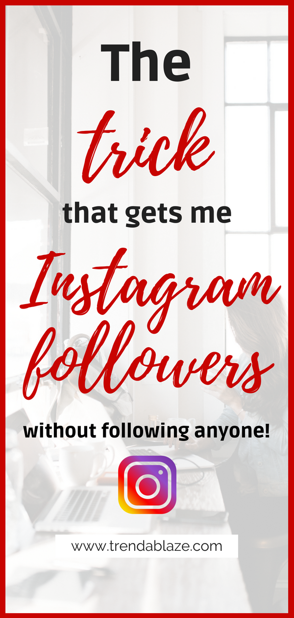 How to get many Instagram followers without following anyone | Get  instagram followers, More instagram followers, How to get followers