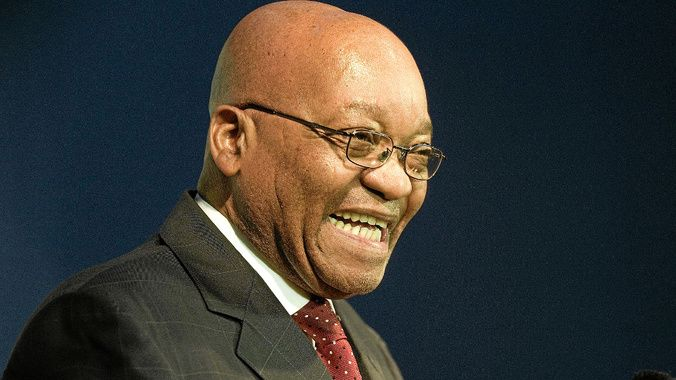 Quite the man. Seems in the past he toppled the old regime by his brilliance. Pity he's struggling with the present. Presidency rejects claims of Zuma's apartheid witchcraft