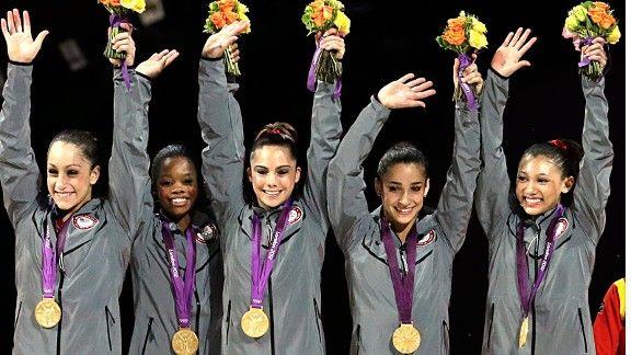 Gymnastics-olympic love