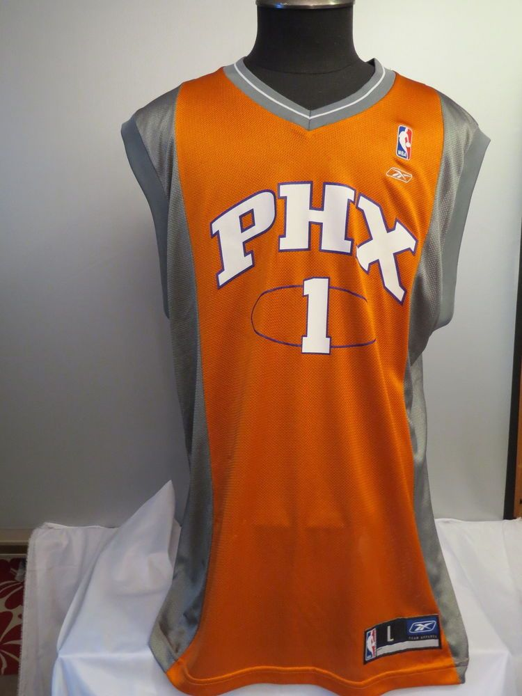Phoenix Suns Jersey (Retro) - Amar e Stoudemire - By Reebok - Men s Large  (eBay Link) 32659df43