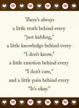 There's always