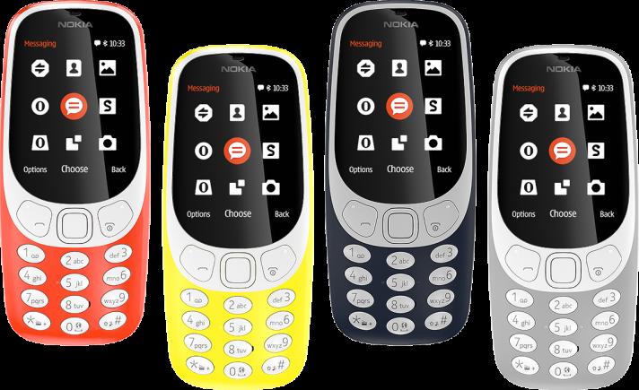 Nokia's retro 3310 3G coming to the USA on October 29 #Nokia