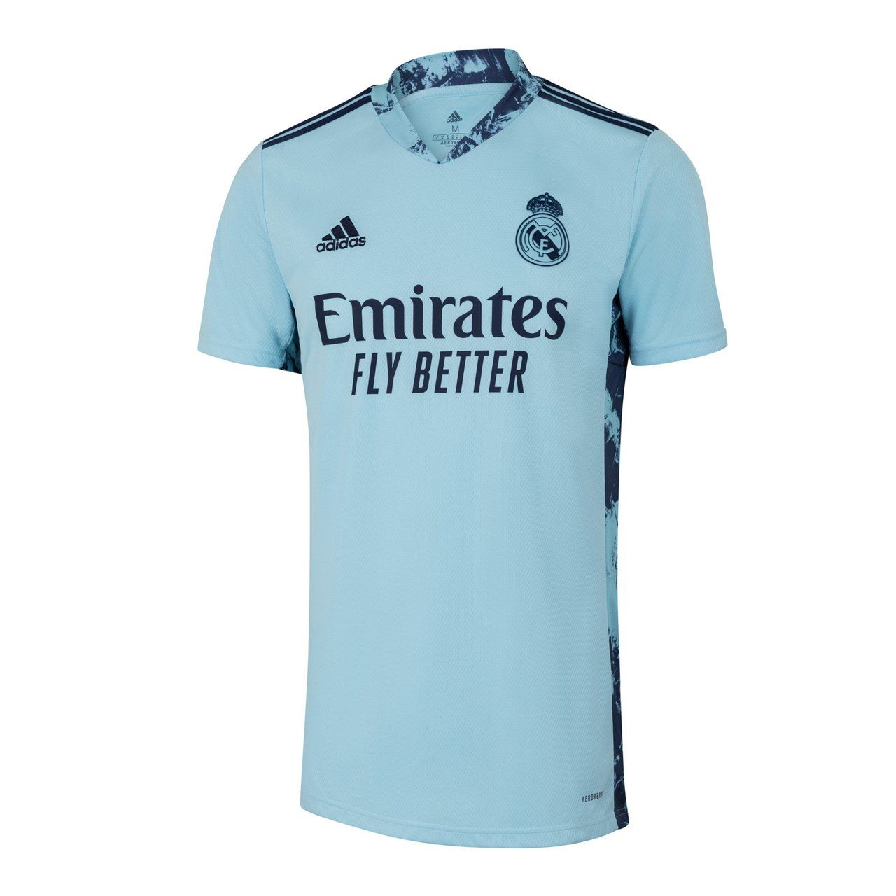 Mens Real Madrid Home Gk Shirt 20 21 Ice Blue In 2020 Real Madrid Madrid Mens Tops