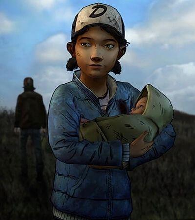 Where You Go Kenny The Walking Dead Telltale Clementine Walking Dead The Walking Dead