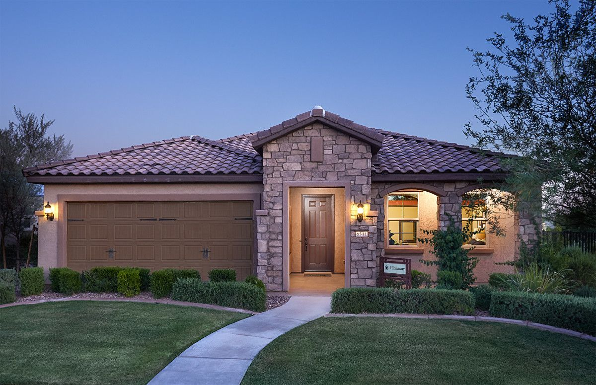 Exterior Sun City New Home Source New Homes