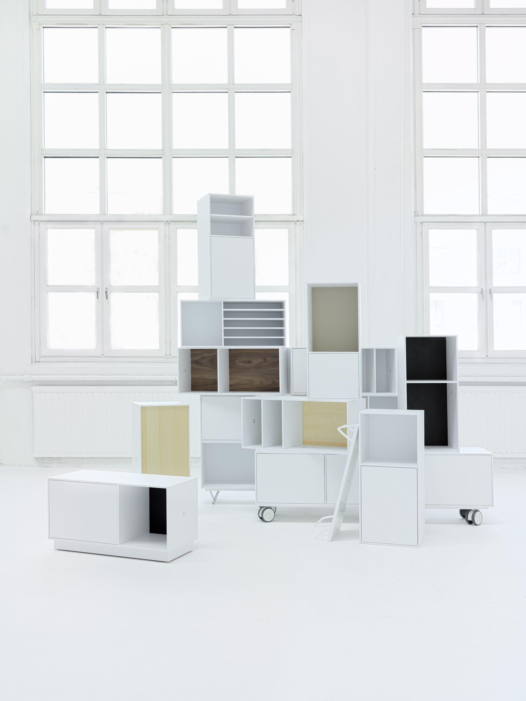disorganised shelves