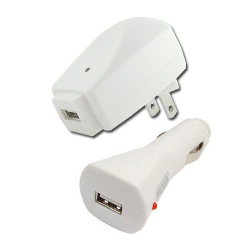 Skque Premium Wall Charger Adapter and Car Charger Adapter ...