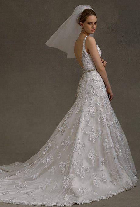 Amalia Carrara 317. | Wedding | Pinterest | Carrara, Wedding dress ...