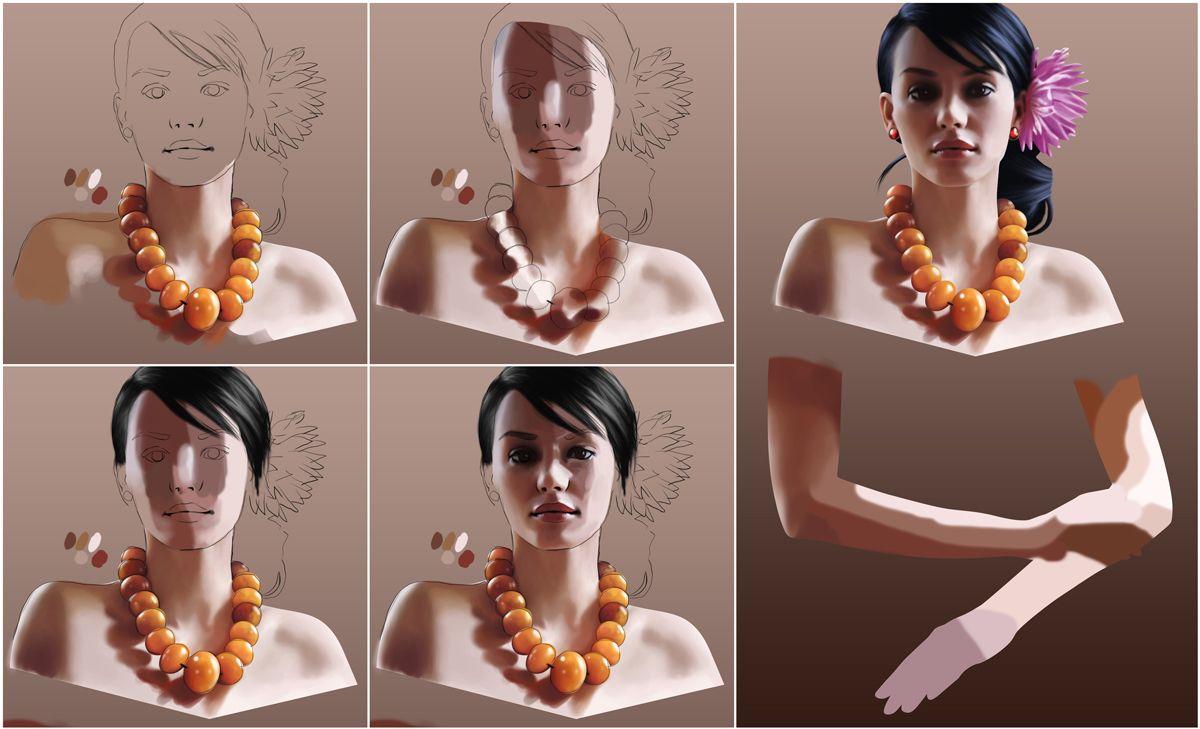 Another practice by eileenirma