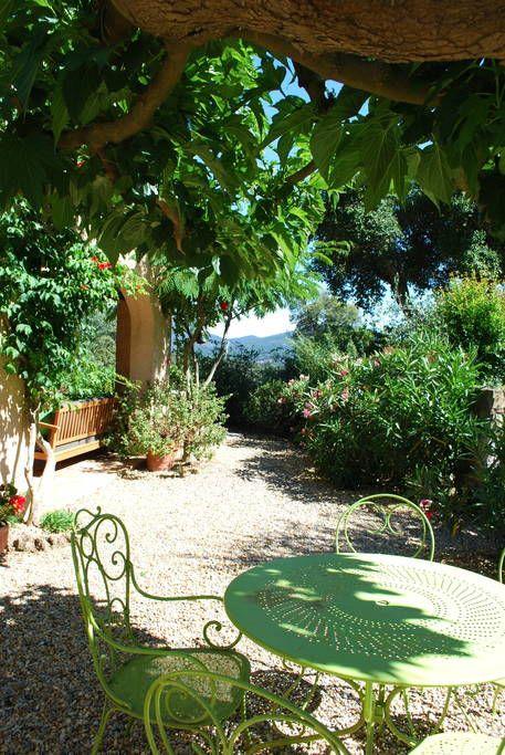 Maison à Le Plan-de-la-Tour, France Passez vos vacances au calme au