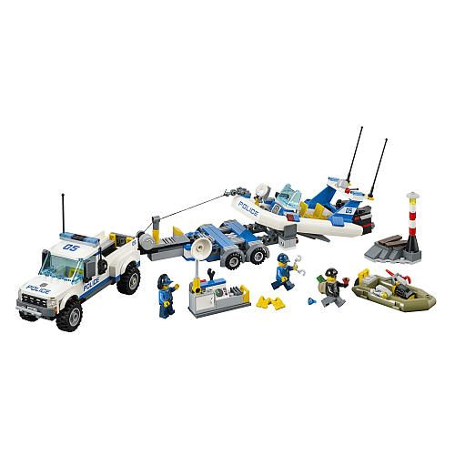 LEGO City Police Patrol (60045) | present ideas | Pinterest | Lego ...