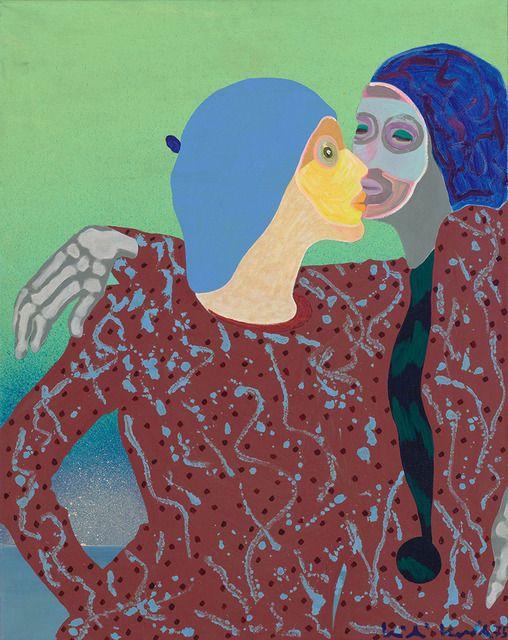 Kiki Kogelnik, 'Tod + Mädchen,' 1975, KÖNIG GALERIE