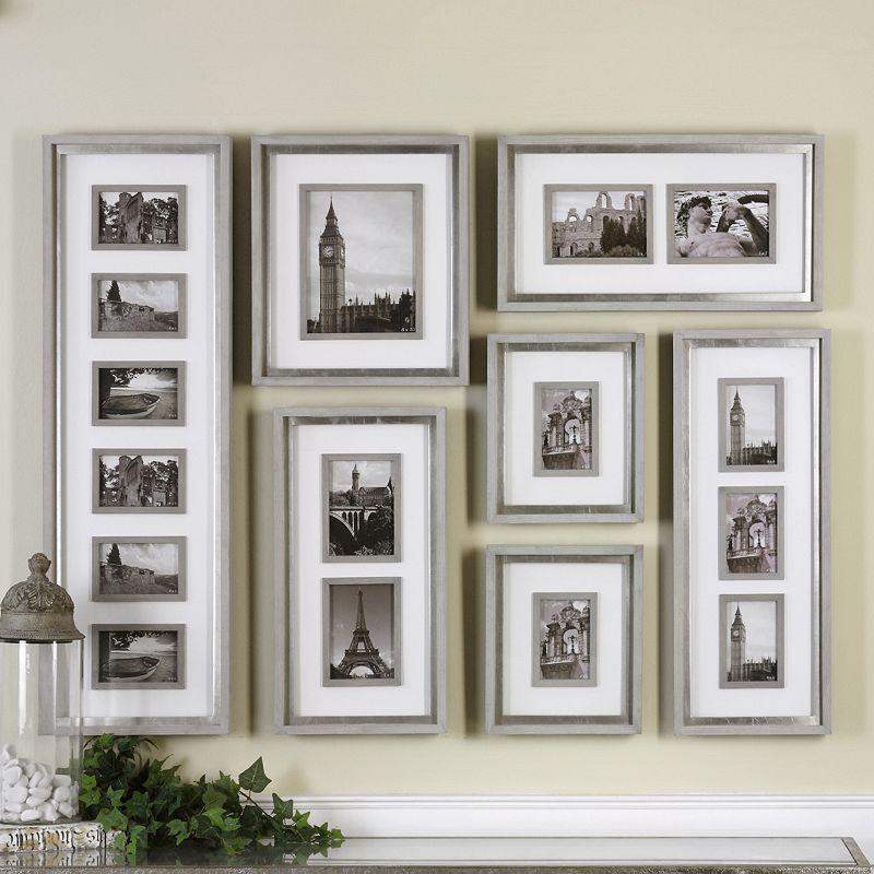 Seine Photo Collage Frame 7-piece Set, Multicolor   Photo collage ...