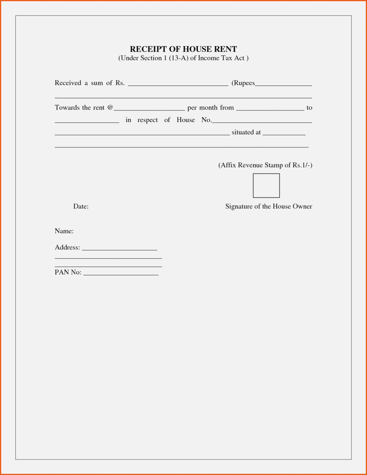 New How To Write A Receipt Xls Xlsformat Xlstemplates