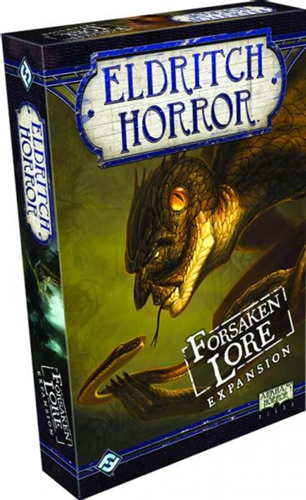 Fantasy Flight Games - Eldritch Horror: Forsaken Lore #FFGEH02