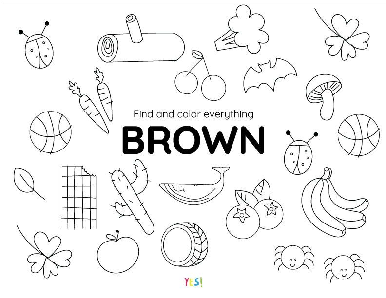 Printable Coloring Pages Of Colors Yes We Made This In 2020 Printable Coloring Pages Coloring Pages For Kids Free Printable Coloring Sheets