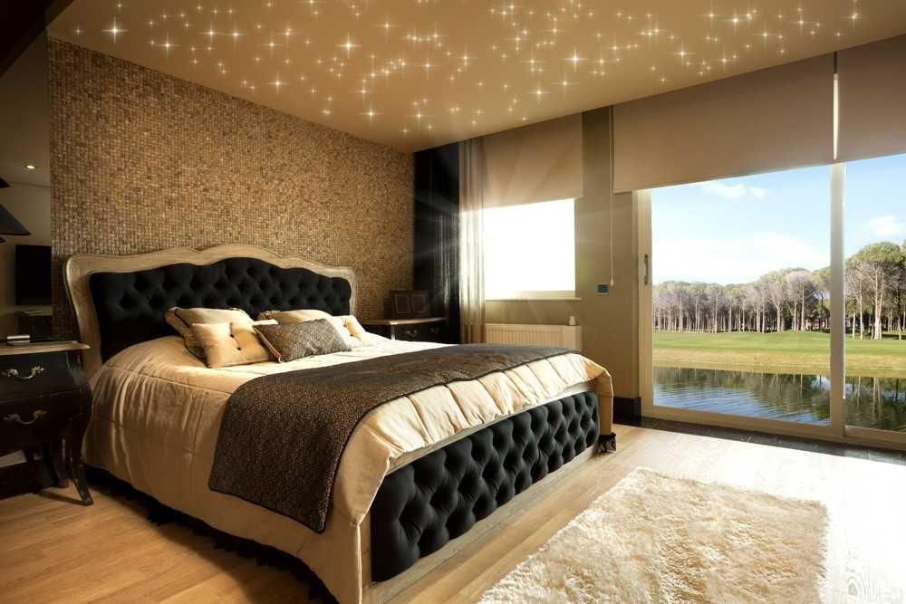 LED Sternenhimmel im Schlafzimmer Bausatz von Pix-Lightde - sternenhimmel im schlafzimmer