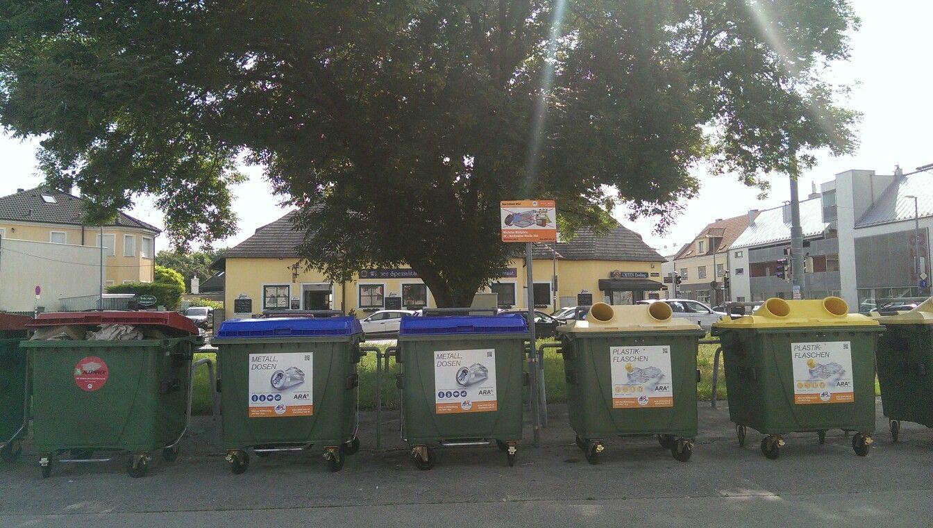 ARA Austria Waste reduction, Refurbishing, Recycling