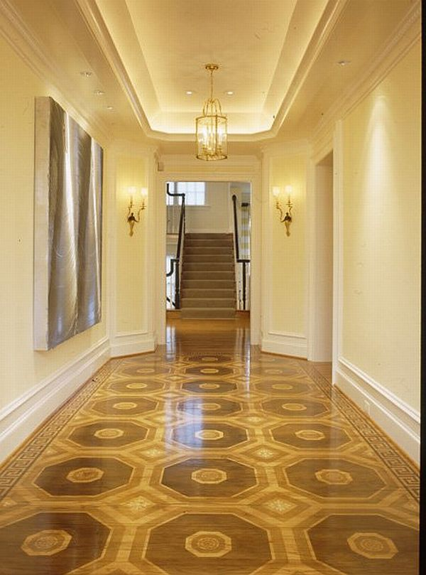 The Beauty Of Parquet Floor