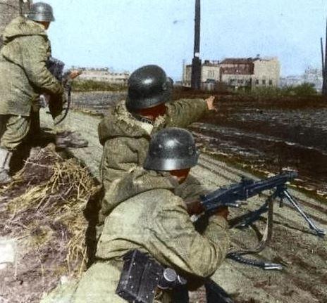The Battle For Kharkov, 1943
