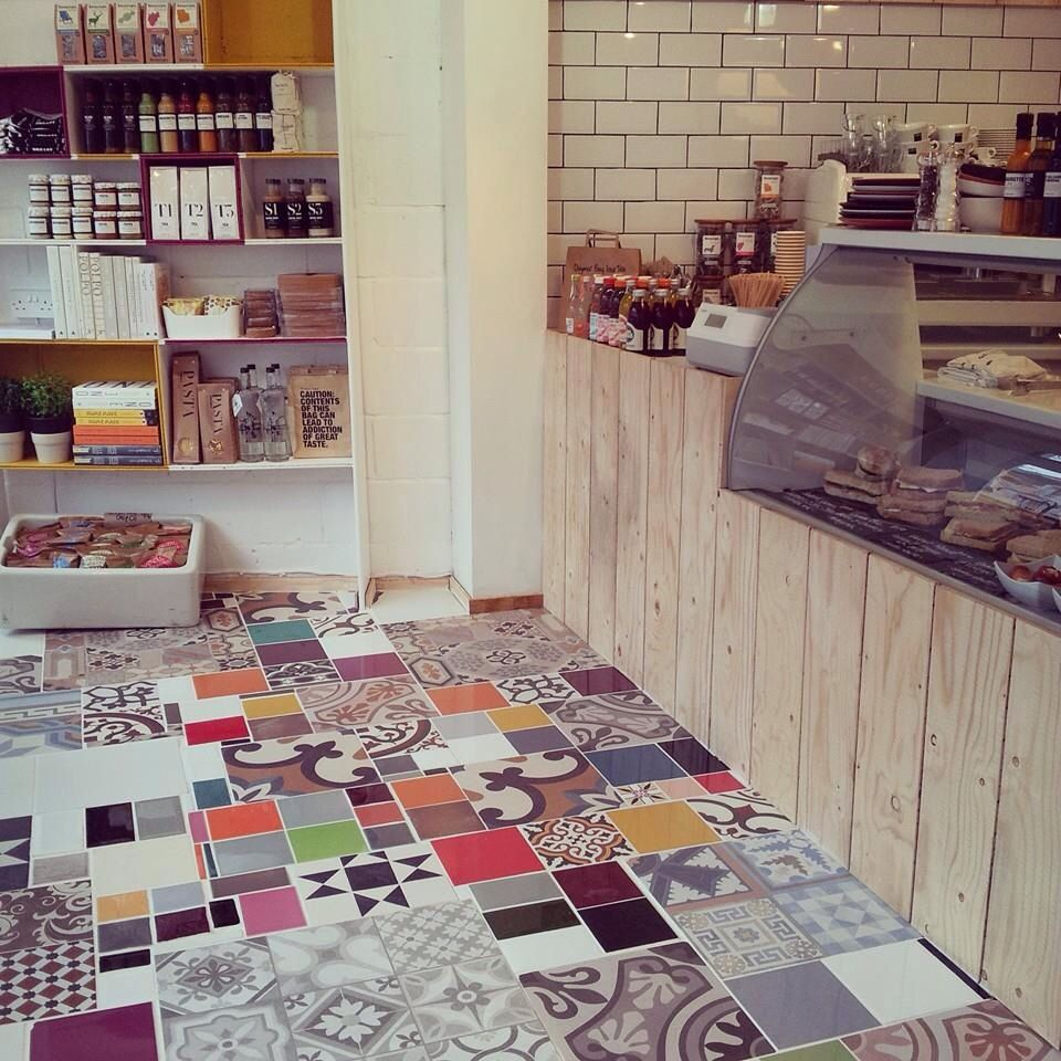 Shop floor Flooring, Home decor, Decor