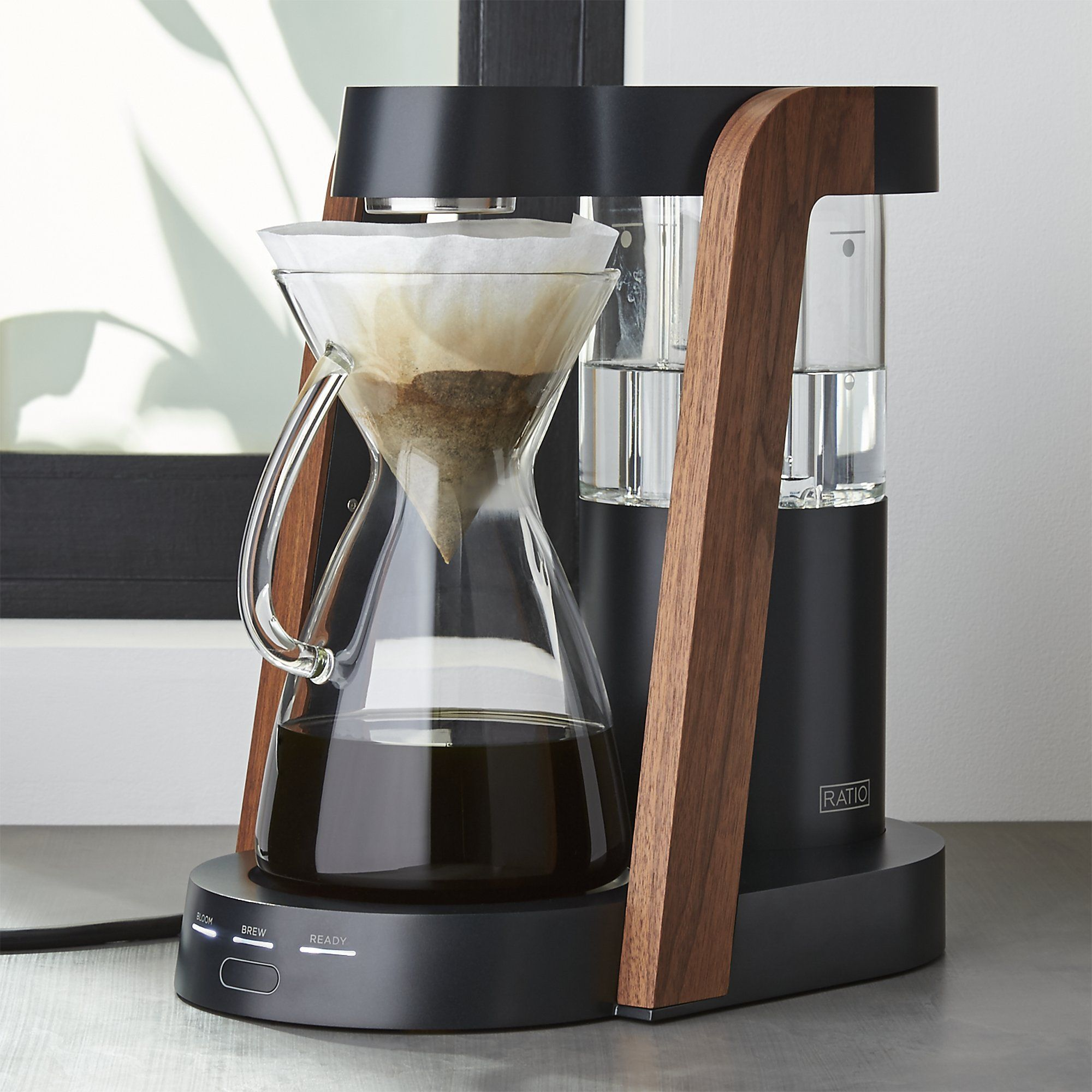 Ratio Eight Edition 8 Cup Coffee Maker Crate And Barrel Coffee Making Machine Coffee Maker Pour Over Coffee