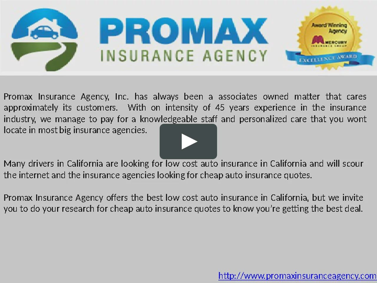 Low Cost Auto Insurance In California Car Insurance Insurance