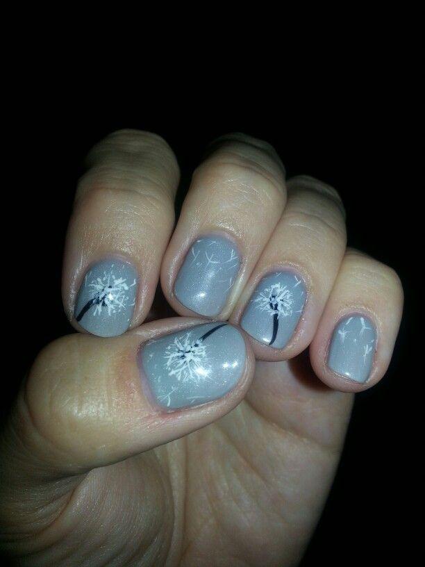 Spring nails courtesy of Vivian at Verni Nail Spa in Torrance, CA ...