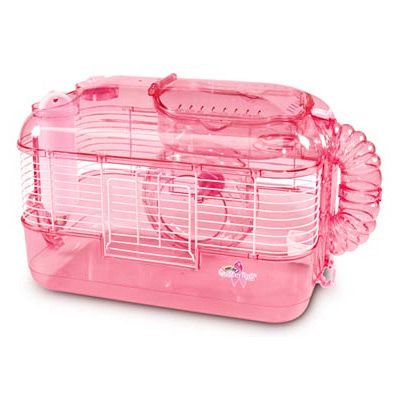 Pink Items Thank You Pink Items I Ve Already Found Pink Ovo Hamster Cages Hamster Cage Small Pets
