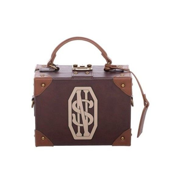 Fantastic Beasts and Where to Find Them Newt Trunk Handbag Walmart ...