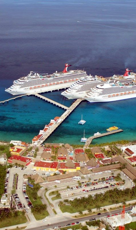 Day Cruise From New Orleans Short Cruises Out Of NO To Cozumel - Cruise out of new orleans