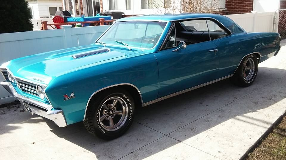 Blueprint engines customer martin nascief has installed the blueprint engines customer martin nascief has installed the into his 1967 chevy chevelle this dressed engine features cast iron vortec heads and flat malvernweather Image collections