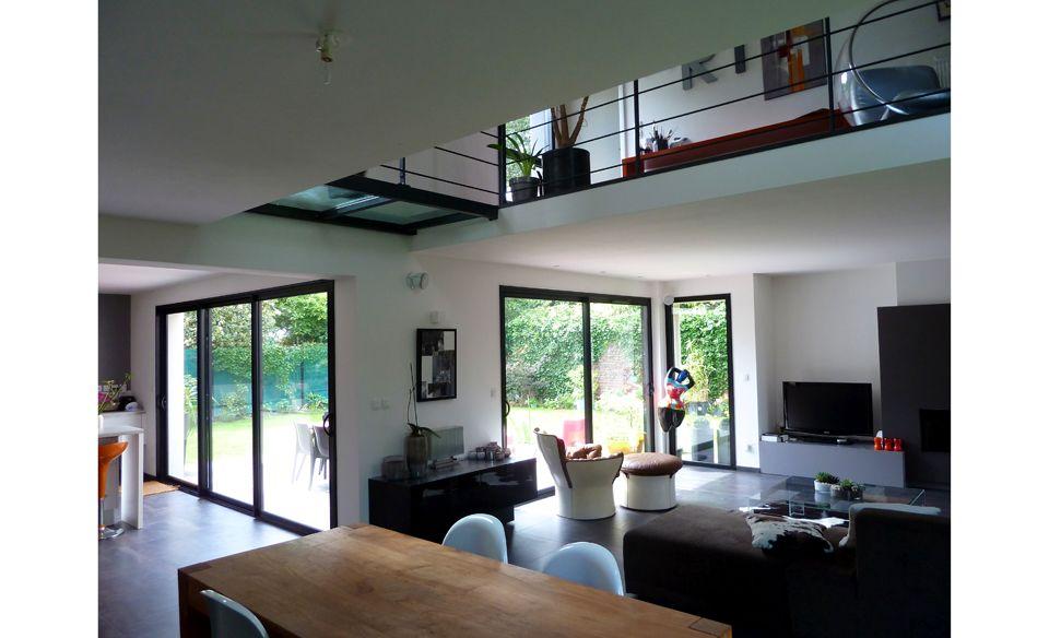 maisons cubiques dans le nord construction bertrand pouwels maison pinterest maison. Black Bedroom Furniture Sets. Home Design Ideas