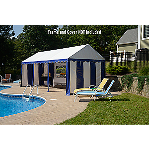 Shelter Logic ShelterLogic 10ft. x 20ft. Party Tent