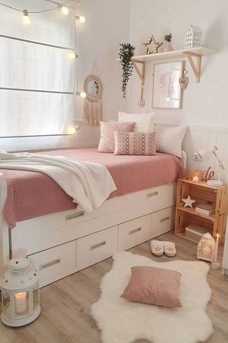 32 Aesthetic Room Decors to Add to Your Room   Aesthetic bedroom ...