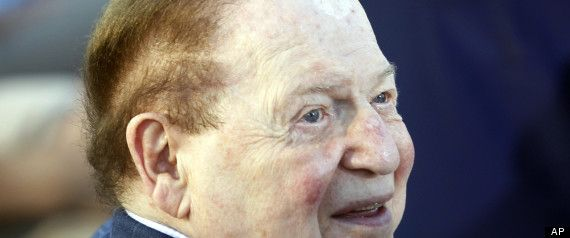Sheldon Adelson Sets New US Political Donation Record, over 3 times the previous amount