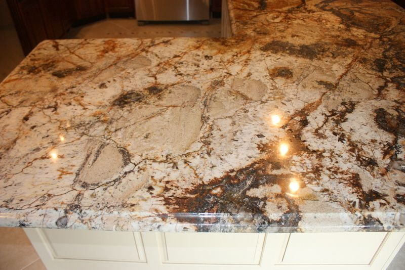 Brown Persa Honed Granite Is One Of Our Favorites The Hubby Thinks It S Got Too Much White In It Granite Countertops Granite Honed Granite
