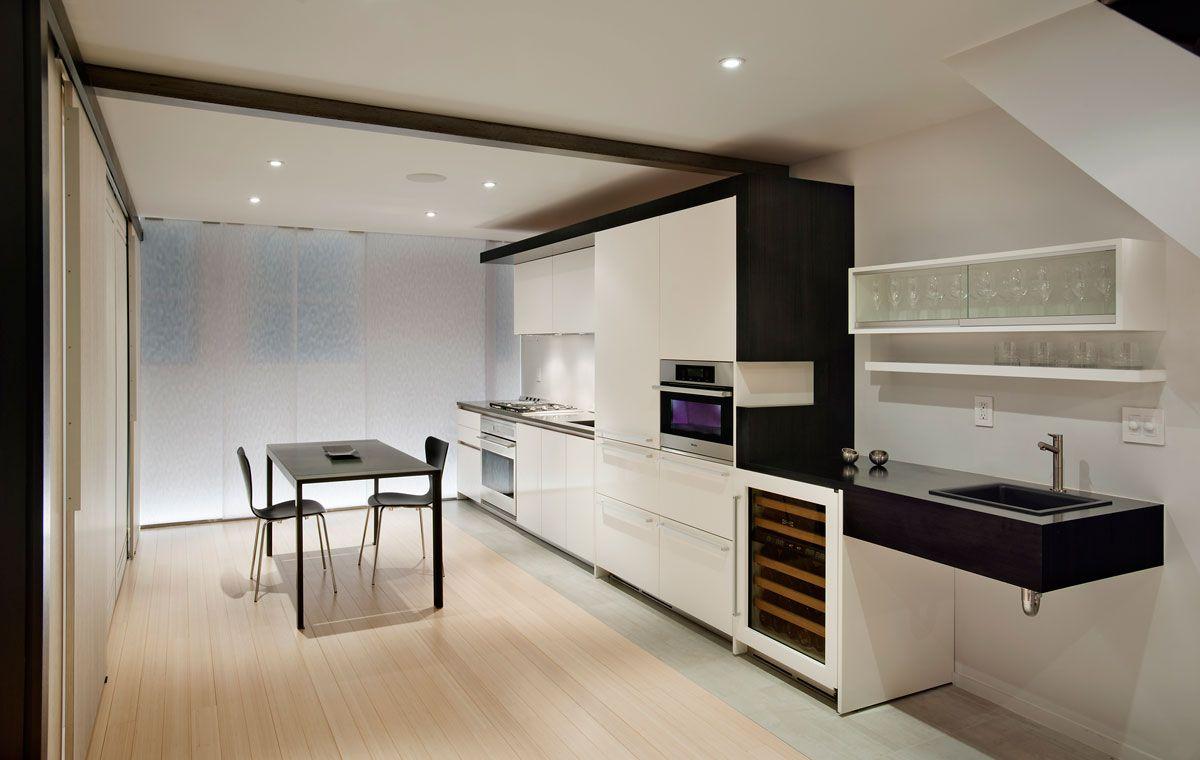 Urban Retreat | Washington, DC by KUBE Architecture | Ikea ...