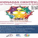 Jornadas científicas en el Hospital San Juan Bautista