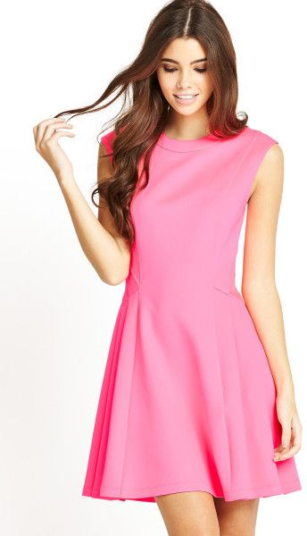 9769ca4d57fc22 Love this  Nistee Skater Dress  Lyst
