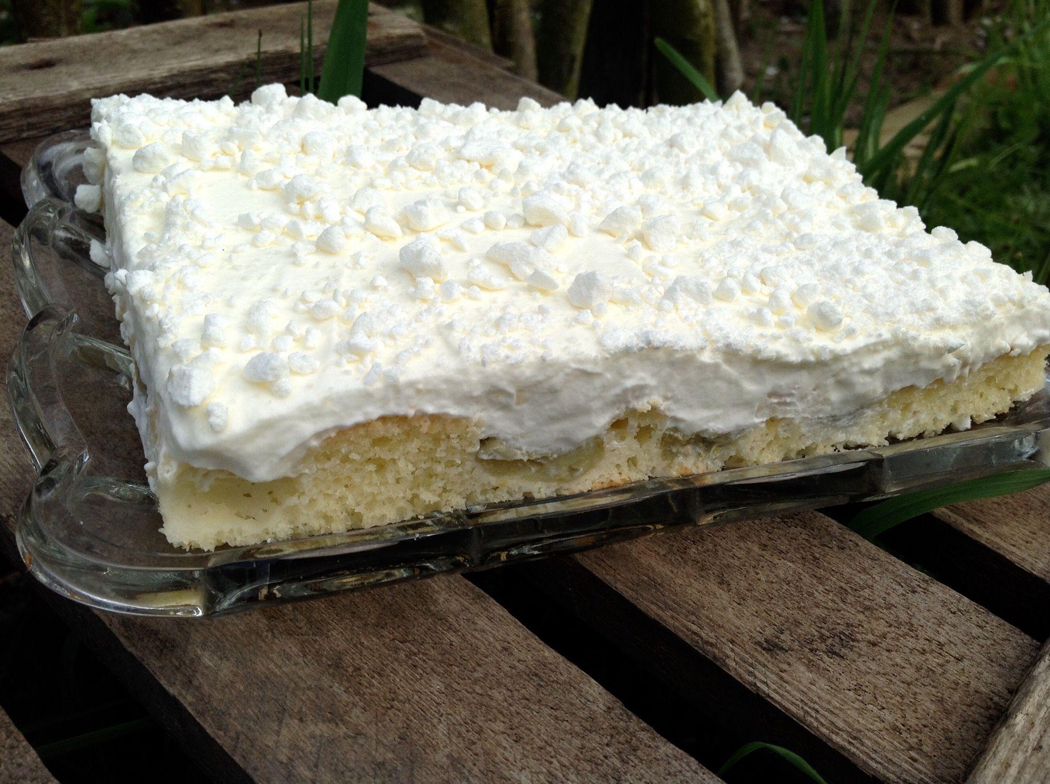 Stachelbeerkuchen Vom Blech Essen Pinterest Kuchen Cake Und Torte