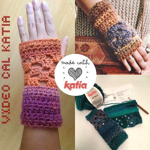 Resultado de imagen para crochet | Guantes | Pinterest | Guantes