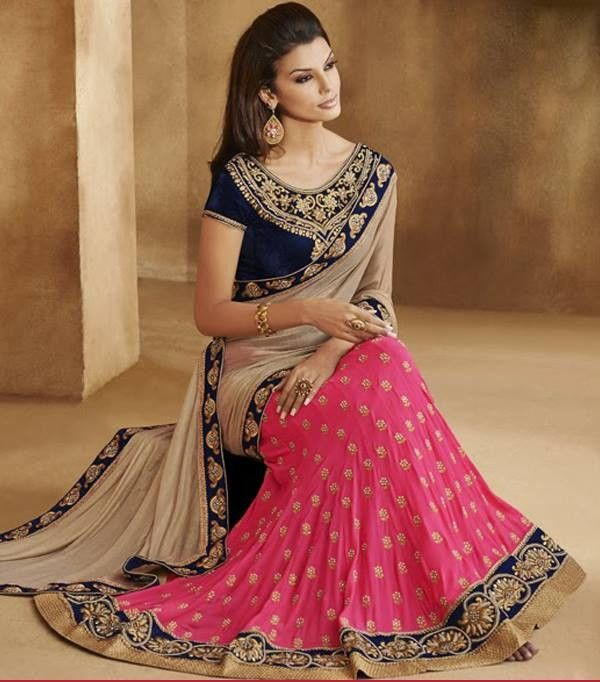 Saree Hairstyles For Women: Latest Sarees Styles For Beautiful Girls