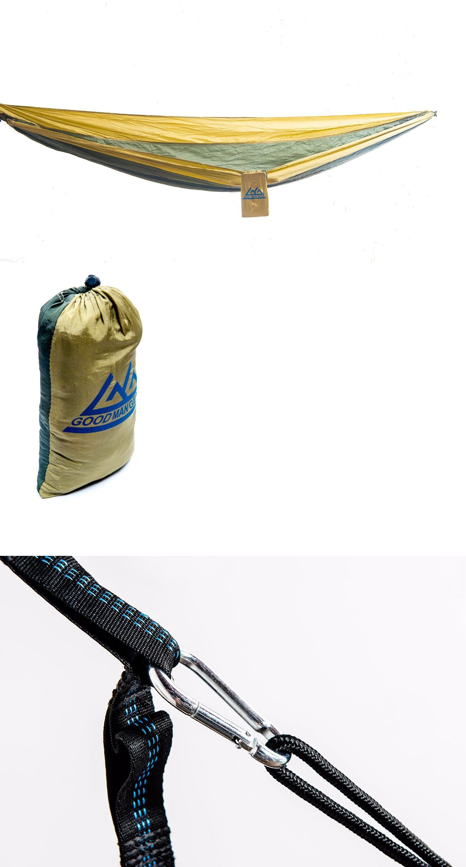 Hammocks new parachute hiking camping outdoor hammock by