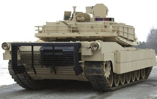 Service history-In service 1980–present. WarsPersian Gulf War, War in Afghanistan, Iraq War Production history-DesignerChrysler Defense (now General Dynamics Land Systems). Designed1972–79. Manufacturer-Lima Army Tank Plant (since 1980), and Detroit Arsenal Tank Plant (1982–1996)  Abrams(rear)_en.jpg 531×335 pixels