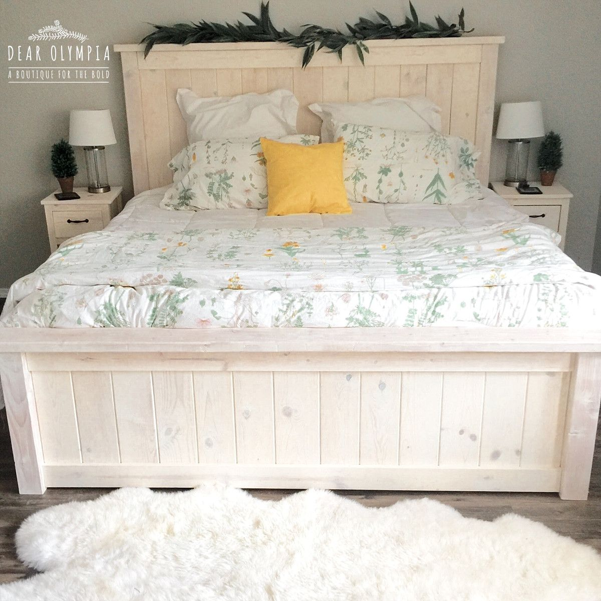 My White Wood Stained Farmhouse Bedroom Set Farmhouse Bedroom Set Farmhouse Bedding Sets Farmhouse Bedroom Furniture