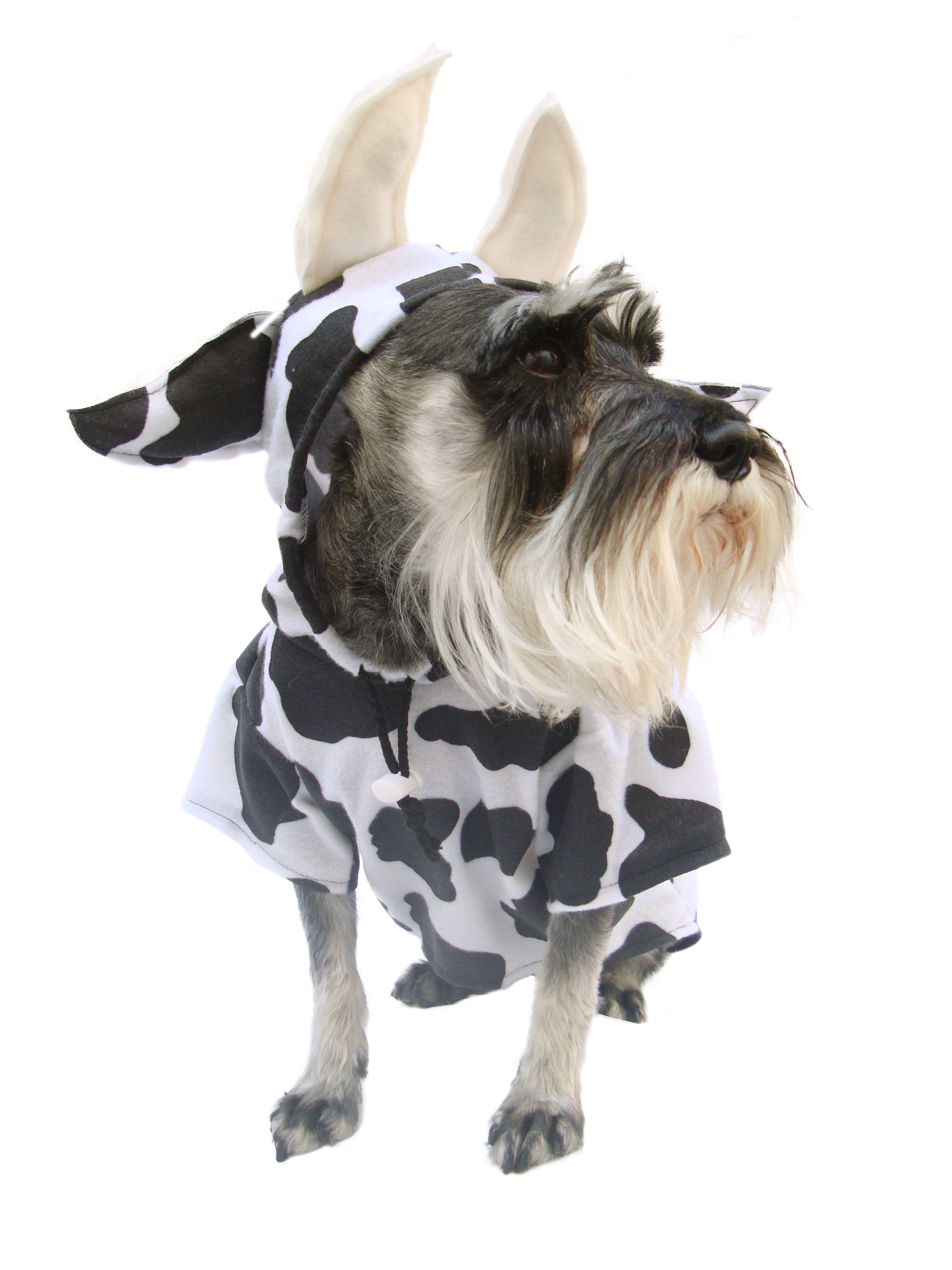 Disfraz De Vaca Para Perro Disfracesparaperros Halloween